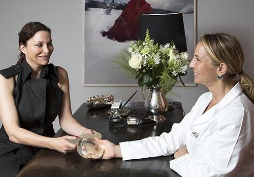Dottoressa Cinzia Luccioli, chirurgo estetico