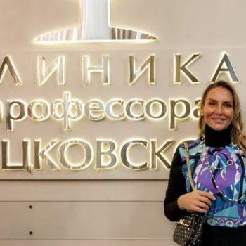 Dott.ssa Cinzia Luccioli, workshop a Mosca su filler Radiesse